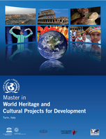 "Scade il 30 giugno la call per il Master UNESCO ""World Heritage and Cultural Projects for Development"""