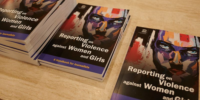 """Reporting on violence against women"" vademecum UNESCO per i giornalisti"