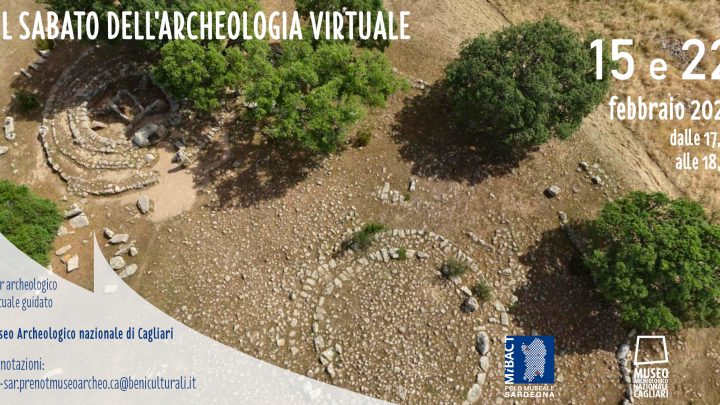 "All' Archeologico di Cagliari il ""sabato dell'Archeologia Virtuale""."
