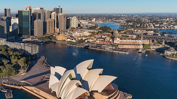ICOMOS in Sydney for 20th General Assembly and Scientific Symposium