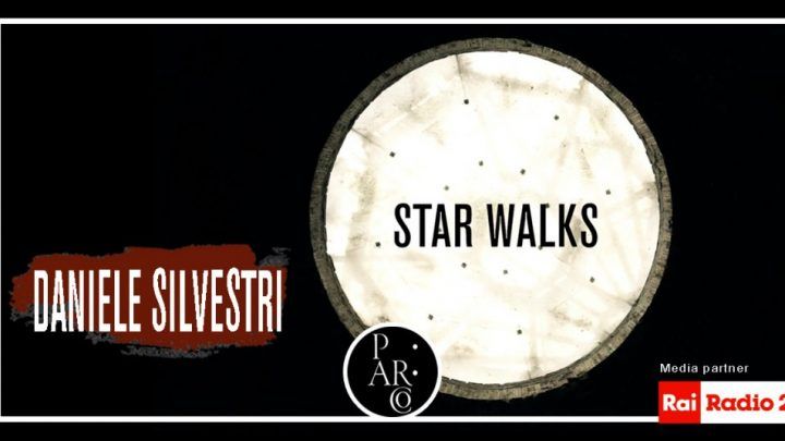 Daniele Silvestri in una Star Walks al Parco archeologico del Colosseo