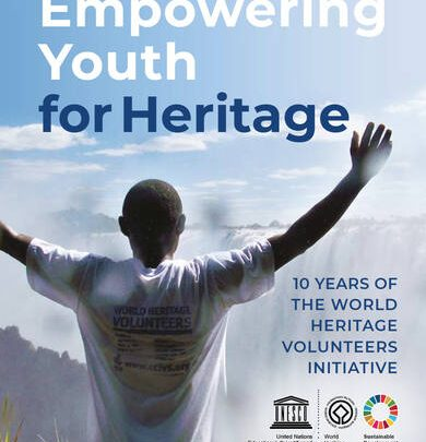 UNESCO publication Empowering Youth for Heritage