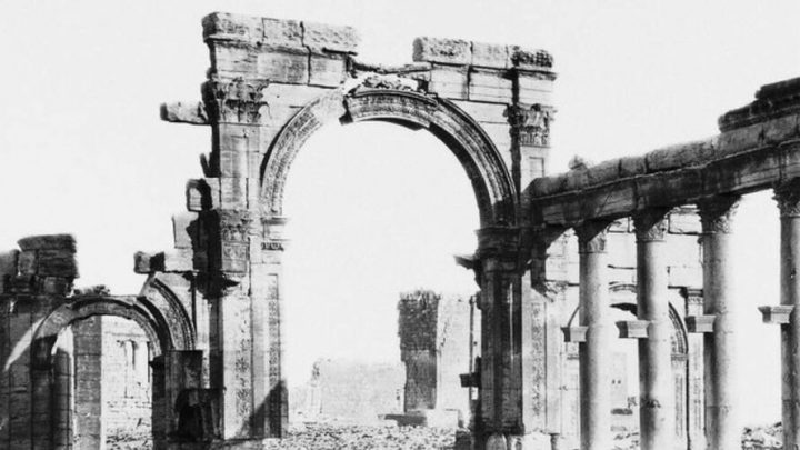 About the Recovery of the World Heritage Site of Palmyra