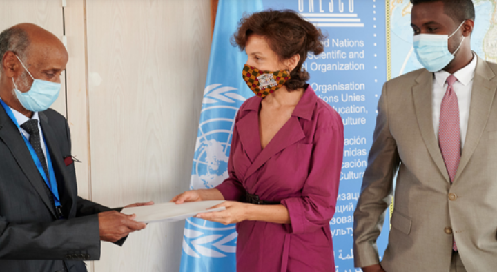 Somalia ratifies UNESCO Conventions for Protection of the World Cultural, Natural and  Intangible Heritage