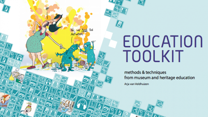 Education methods & techniques from museum and heritage education – ENG