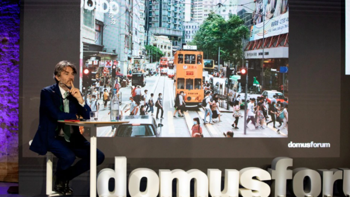 """DomusForum 2020 about  """"The future of cities"""" ENG/ITA"""