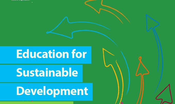 Education for Sustainable Development: UNESCO published a roadmap