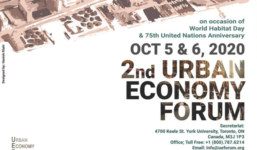 Urban Economy Forum 2020 and the role of culture in sustainable urban development