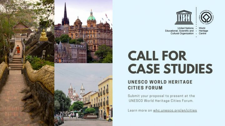 World Heritage Cities Programme,  call per il Forum del 2021